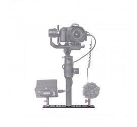 Ronin S Vision Long baseplate accessories for monitor, microphone and LED