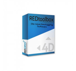 Redcatch Redtoolbox (Software PPK)