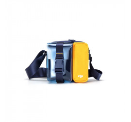Mavic Mini Mini Bag (Azul con Amarillo)