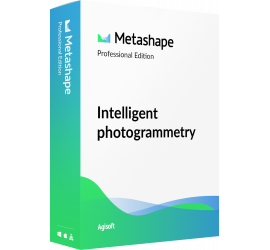 Agisoft Metashape Professional Floating License, 5 Licences Pack